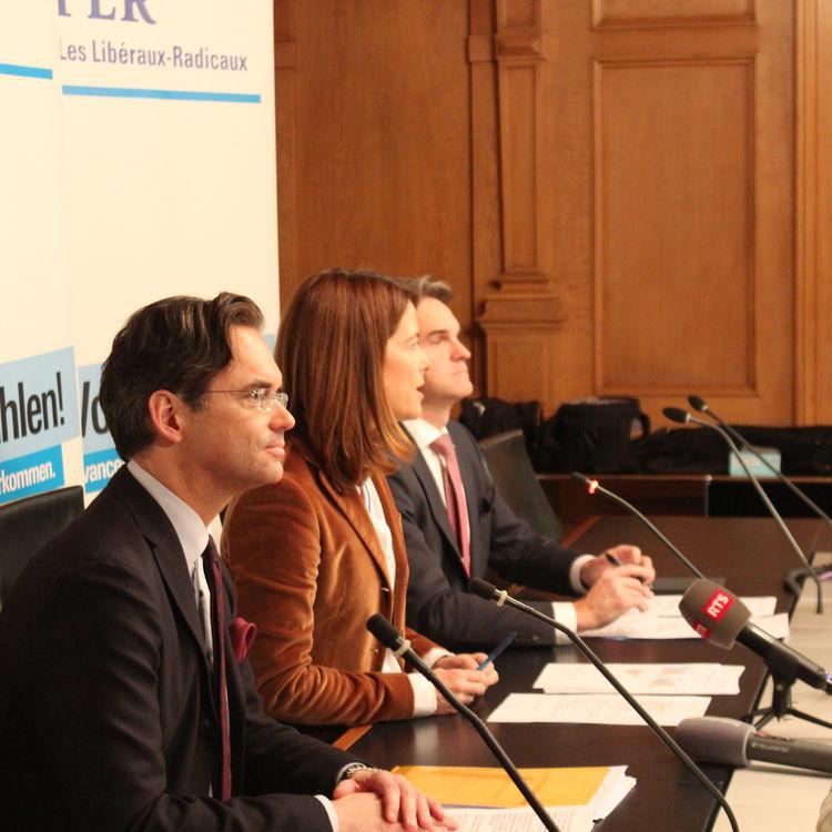 FDP-Liberale Fraktion empfiehlt alle Bundesräte zur Wiederwahl
